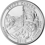 US Mint Sales: Grand Canyon National Park Quarters Debut