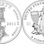 2011 Medal of Honor Commemorative Coin Designs Announced