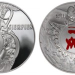 Silver Coin Marks the 30th Anniversary of Poland's Solidarity Movement