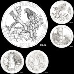 CCAC Reviews 2012 America the Beautiful Quarters Reverse Designs