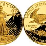 US Mint Sells 25,000 Proof Gold Eagles