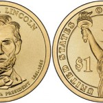 US Mint Offers Abraham Lincoln Presidential Dollar 25-Coin Rolls
