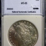 3 of 7 Coins Cross Over to PCGS