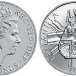 2011 Britannia Silver Bullion Coins