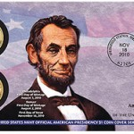 Abraham Lincoln $1 Coin Covers on Sale