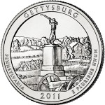 Gettysburg Quarter Launch Ceremony Scheduled for January 25