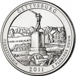 Gettysburg National Military Park Featured on Quarter