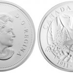 100th Anniversary of Parks Canada Silver Dollar