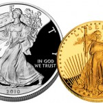2011 Proof Gold and Silver Eagles