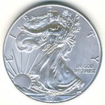 US Mint Bullion Sales: Silver Eagles Reach Record 6,422,000