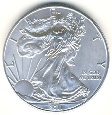 2011 Silver Eagle