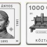 Hungarian Coin Honors Anyos Jedlik