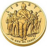 US Mint Sales: 2011 Army Commemorative Coins Debut