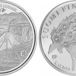 Mint of Finland Issues Pehr Kalm 10 Euro Silver Coin