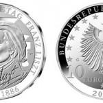 Franz Liszt 10 Euro Silver Coin
