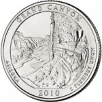 2010 America the Beautiful Quarters Mintages