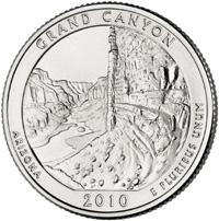 Grand Canyon Quarter