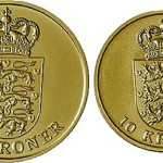 Royal Danish Mint Issues Newly Designed 10 & 20 Kroner Coins