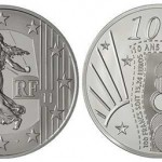 "2011 France 10€ Silver Proof ""The Sower"" Highlights Euro Starter Kit"