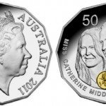 Royal Wedding Coin from the Australian Mint