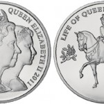 British Virgin Islands Coins Celebrate 85th Birthday of Queen Elizabeth II