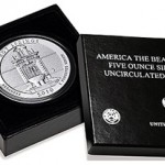 Hot Springs 5 oz. Silver Uncirculated Coins Approaching Sell Out