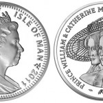 Isle of Man Coin Features Unique Portrayal of Catherine Middleton