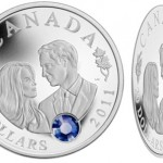 Canadian Mint Unveils Two Royal Wedding Collector Coins
