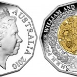 Bouquet Featured on Royal Engagement Coin