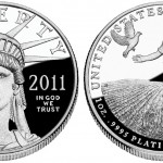 US Mint Announces 2011 Proof Platinum Eagle Design