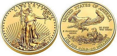 2011-W Gold Eagle