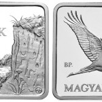 Duna-Dráva National Park Silver Coin Issued by Hungary