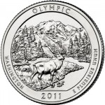 Olympic National Park Featured on Quarter