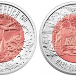 Austrian Mint Releases Silver and Niobium Robotics Coin