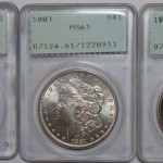 Low Mint State PCGS OGHs