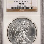 NGC Will Certify 2011 Silver Eagles Struck in San Francisco