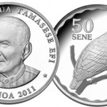 Samoa Launches New Series of Circulation Coinage
