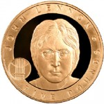 Unique John Lennon Gold Coin Sells for £60,000 ($96,600)