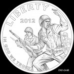 CCAC Discusses 2012 National Infantry Museum & Soldier Center Commemorative Coin Desgins
