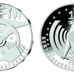 Silver Coin Marks 125 Years of Automotive Manufacturing in Germany