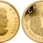 RCM Celebrates Royal Visit with Gold Coin