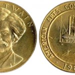 Mark Twain Gold and Silver Commemorative Coins Proposed