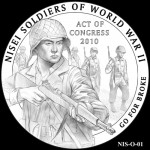 CCAC Reviews Design Candidates for Congressional Gold Medal