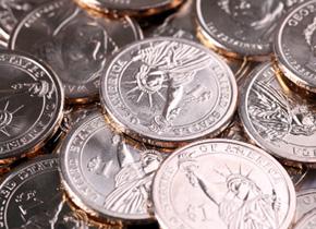 dollar-coins