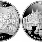 Latvian Coin Remembers Riga's Hanseatic Past