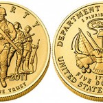 U.S. Mint Relists 2011 Gold Commemorative Coins at New Fixed Prices