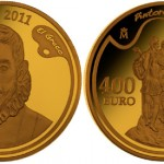 Royal Spanish Mint Coins Feature Prominent Artists