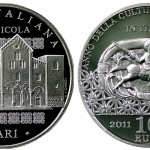 10 € Silver Coin Marks Cultural Connection and Historic Links Between Italy and Russia