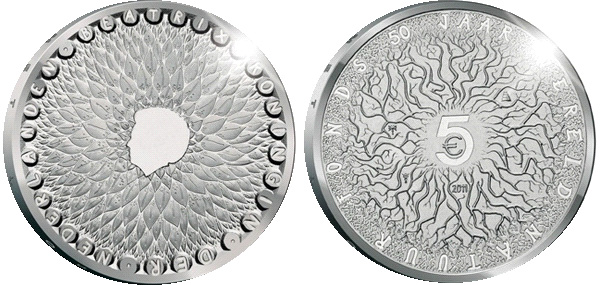 World Wildlife Fund Silver Coin
