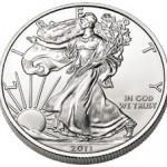 July 2011 US Mint Gold and Silver Bullion Sales Mixed